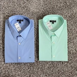 NWT Long sleeve dress shirt